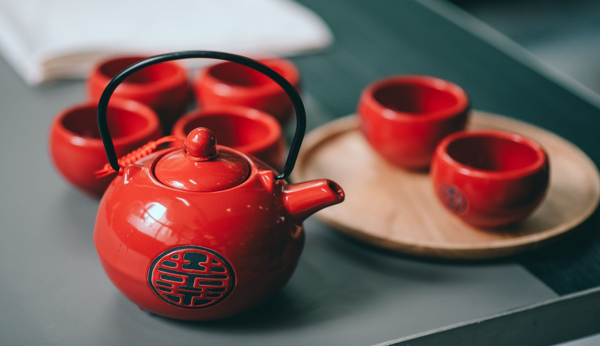 Sugar & Spice Events - Chinese Wedding Teapot